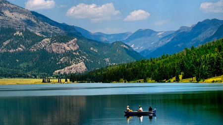 Fishing on williams lake is surreal pagosa springs colorado for Fishing lakes in colorado springs