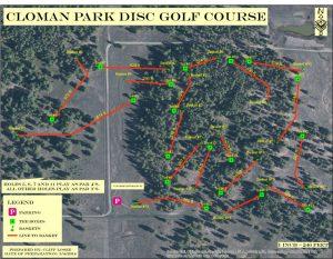 Cloman Park Course