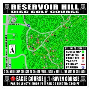 Reservoir Hill Course