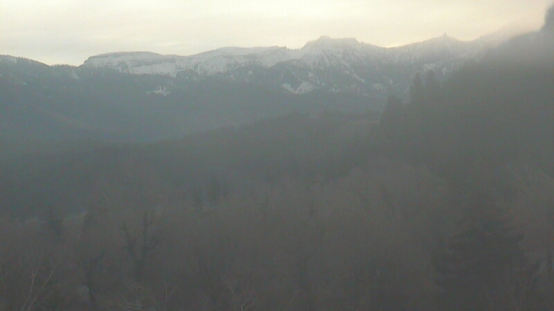 East Mountains webcam
