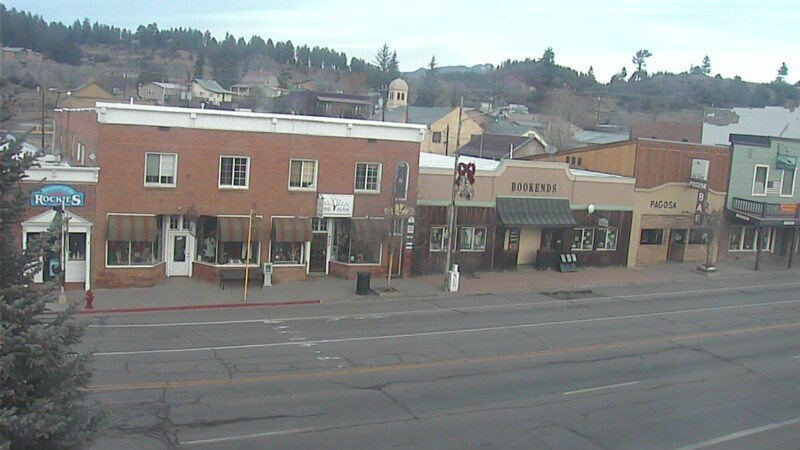 pagosa springs webcam