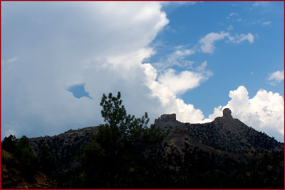 Chimney Rock National Monument June Events Near Pagosa