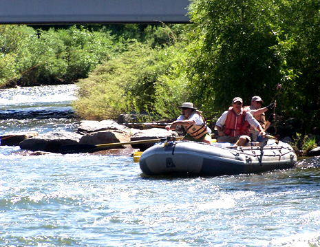 Colorado parks and wildlife s weekly fishing report for Fishing spots in colorado springs