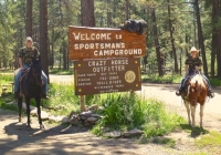Sportsman's Campground & Mountain Cabins