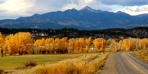 Autumn Bliss A Photo Essay By Jacque Aragon Pagosa Springs Colorado