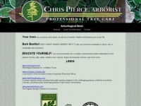 Chris Pierce, Professional Tree Care