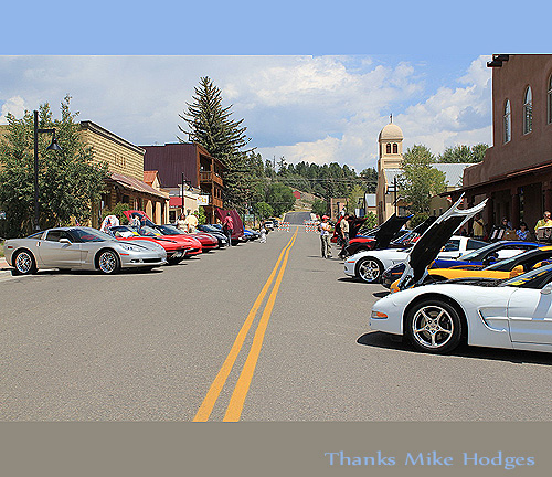 Annual Pagosa Springs Corvette Car Show Sept 21st